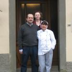 la cuoca e la sua famiglia