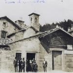 Il Trisnonno Danilo alla Canova dell' Eremo - Camaldoli Casentino Toscana